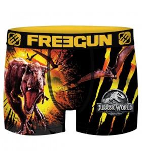 Boxer Freegun homme Universal Jurassic World
