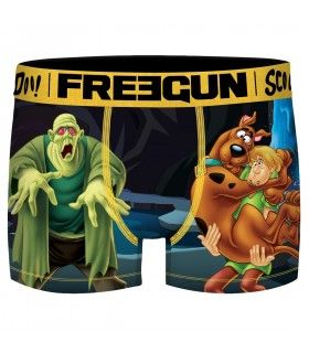 Boxer Freegun homme Scooby-Doo Zombie