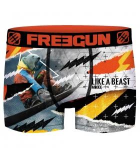 Boxer Freegun homme Winter Sport Beast