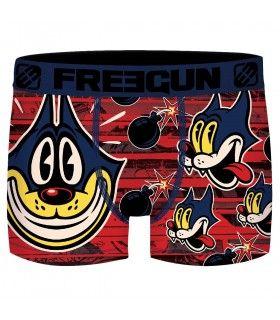 Boxer Freegun homme Geek Comics Cat