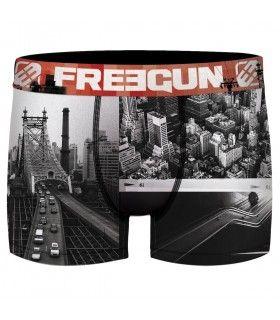 Boxer Freegun homme Dual Subli City