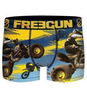 Boxer Freegun homme Dual Subli Riders