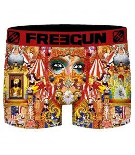 Boxer Freegun homme Illyminaty Circus
