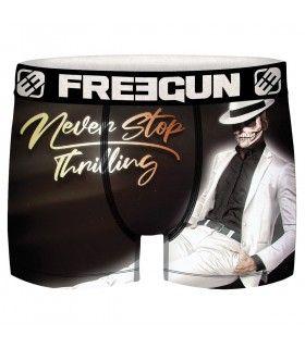 Boxer Freegun homme Illyminaty Thriller