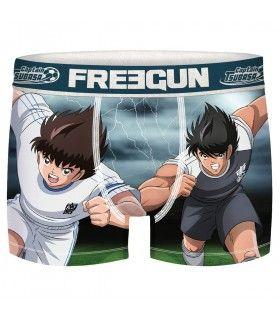 Boxer Freegun homme Captain Tsubasa Soccer