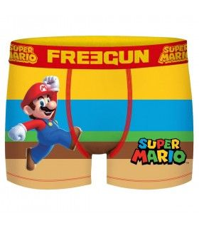 Boxer Freegun homme Super Mario War