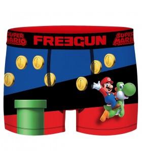 Boxer Freegun homme Super Mario New