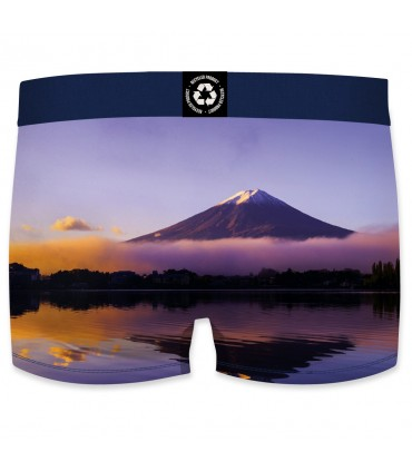 Boxer homme Landscape recycled Fuji