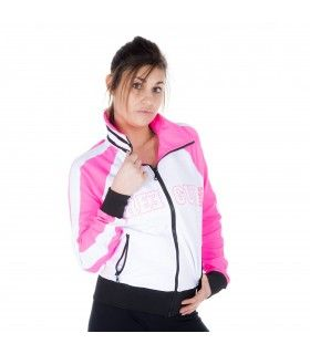 Sweat Femme Tricolore Miss Freegun