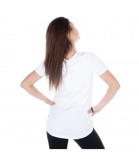 T-shirt Freegun manches courtes femme Uni