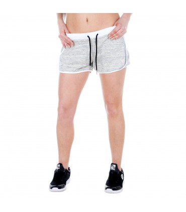 Short Fitness Femme Bicolore MISS FREEGUN