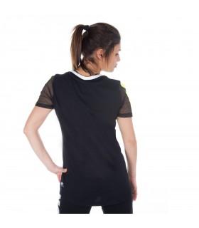 T-shirt manches courtes femme Uni Miss Freegun