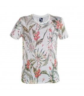 Boy's Flowers Tee shirt