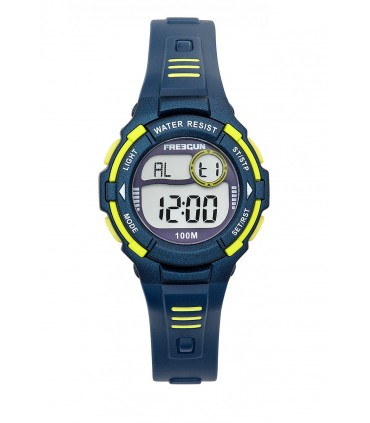 Montre Koston Bleue FREEGUN