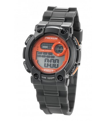 Montre Lazer Orange