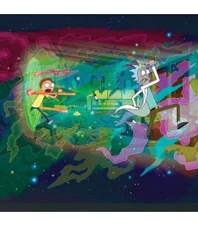 Boxer homme Rick et Morty Laser