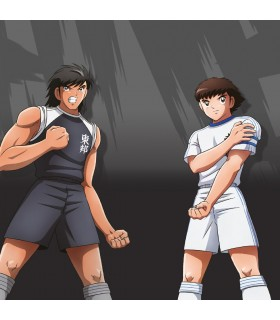 Boxer garçon Tsubasa 2 Kojiro vs Tsubasa