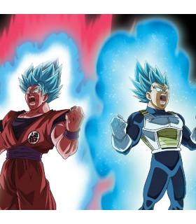 Boxer garçon Dragon Ball Super Goku VS Vegeta