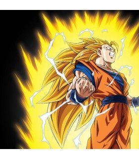 Boxer homme Dragon Ball Z San Goku Super Saiyen