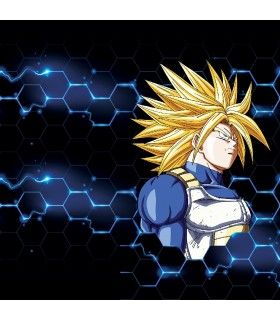 Boxer homme Dragon Ball Z Saiyen Vegeta