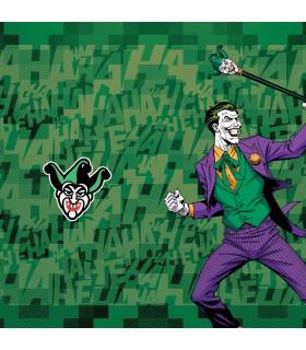 Boxer Freegun garçon Aktiv DC Comics Joker Mesh 2 cote