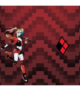 Boxer Freegun homme Aktiv DC Comics Harley Quinn Mesh 2 cote
