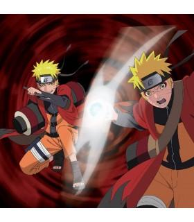 Lot de 3 Boxers Freegun homme Naruto Shippuden