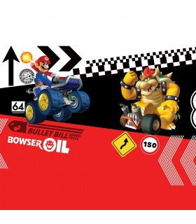 Lot de 3 Boxers Freegun homme Mario Kart