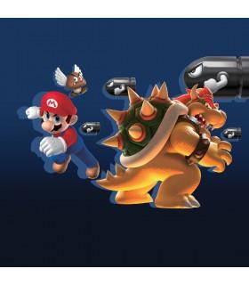 Boxer homme Super Mario End Level