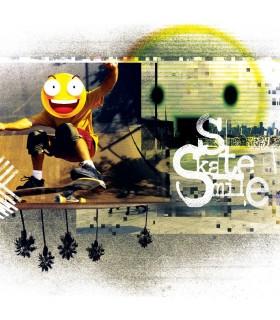 Boy's Skate Smiley Boxer