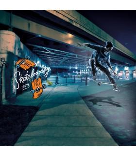 Boxer Freegun homme Skate or Die