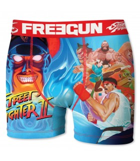 Boxer Street Fighter Pow freegun