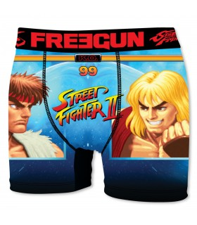 Boxer Homme Rvk Street Fighter