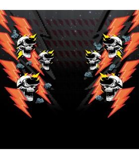 Boxer Freegun homme Thunder Skull