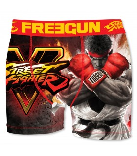 Men's Street Fighter Ryu Boxer