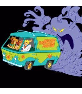 Boxer homme Scooby-Doo Smoke