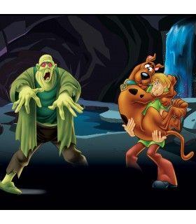 Boxer homme Scooby-Doo Zombie