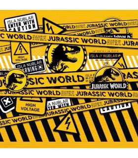 Lot de 4 Boxers Freegun homme Jurassic World