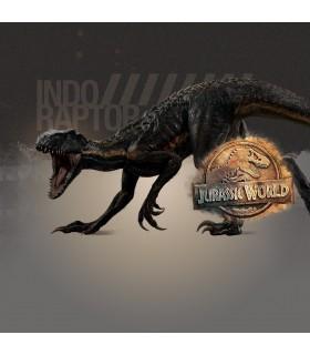 Boxer Freegun homme Jurassic World Indominus Rex
