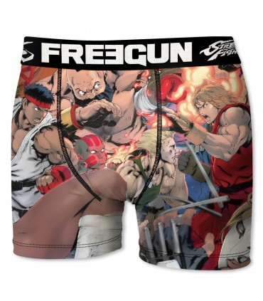 Boxer garçon Street Fighter Cro
