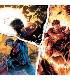 Lot de 5 Boxers Freegun homme DC Comics