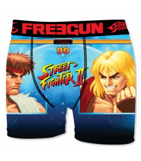 Boxer Garçon Rvk Street Fighter