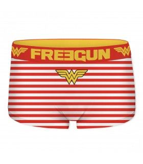 Shorty Freegun Fille Rayé Dc Comics