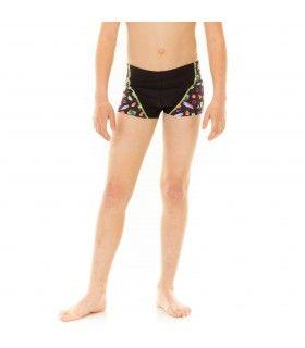 Boxer de bain garçon avec empiècement allover print Summer