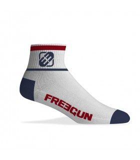 Lot de 6 Paires de Chaussettes Socquettes Freegun homme assorties