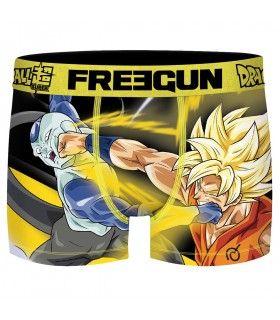 Lot de 4 Boxers Freegun garçon Dragon Ball Super