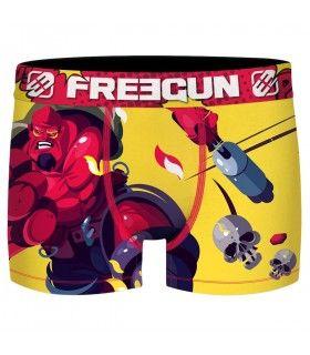 Boxer Freegun garçon Comics
