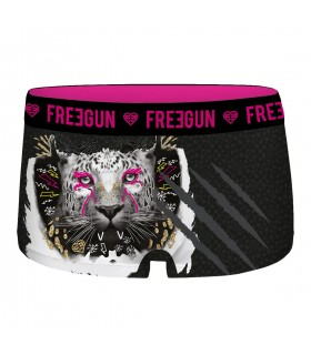 Shorty Freegun fille Tiger