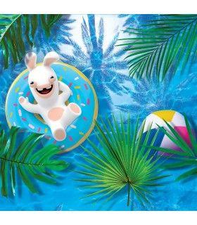 Boxer garçon Lapins Crétins Swimming Pool