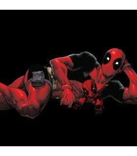 Boxer homme Deadpool Pool